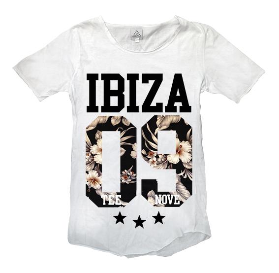 Ibiza 09 Flower white