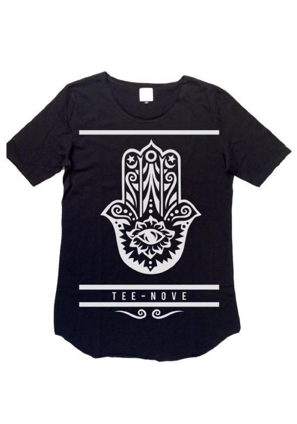 Tiny t-shirt Mano di Fatima