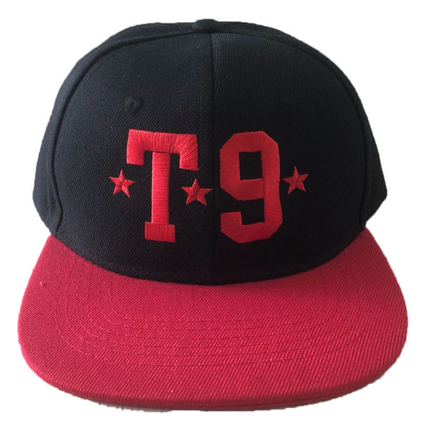 Snapback-t9-red
