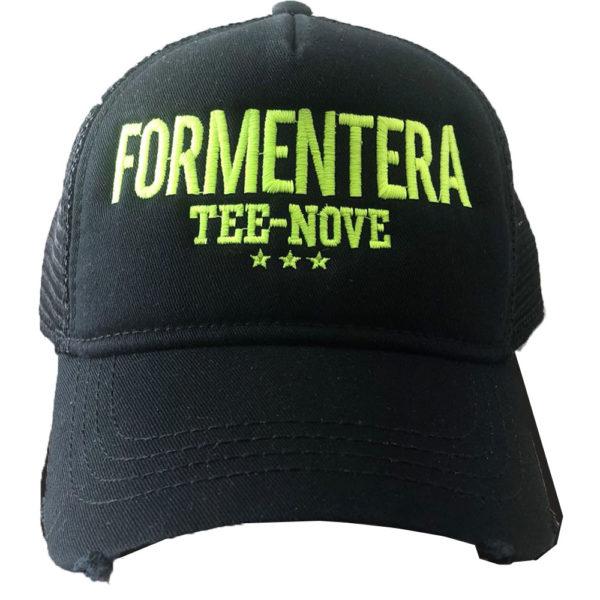 cappello-formentera-black