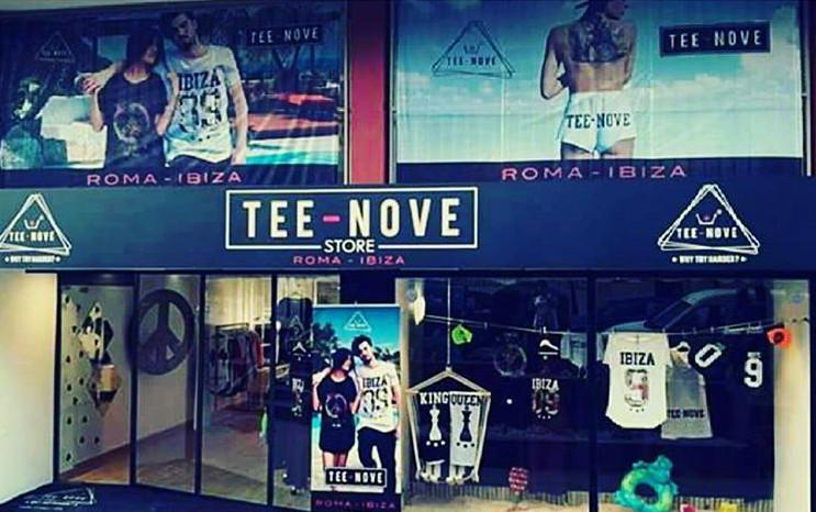 Tee-Nove Store Ibiza