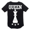 Tee-Nove Queen Black