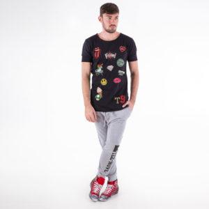 T-shirt Tee-Nove TN109-N
