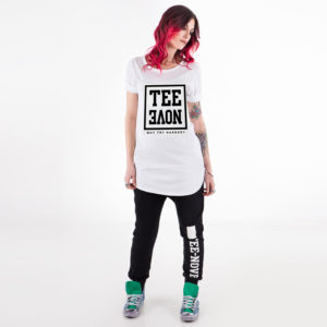 T-shirt Tee-Nove TN90-B-F-