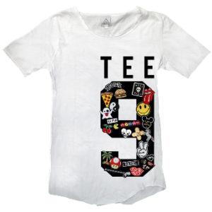 T-shirt Tee-Nove-TN92-B