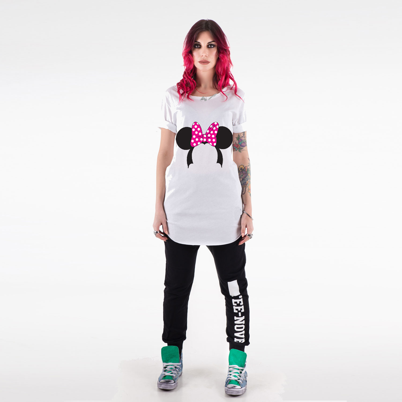 T-shirt Tee-Nove TN95-B-F