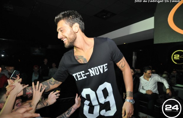 Tee-Nove Friends, Alessandro Calabrese