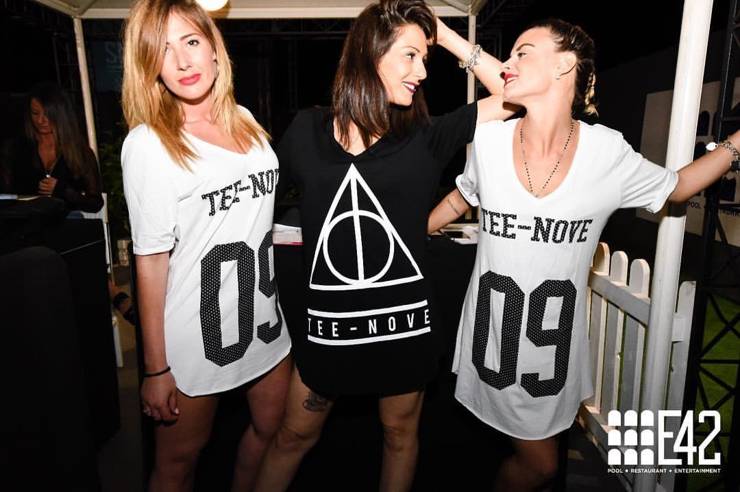 Tee-Nove Friends, E42