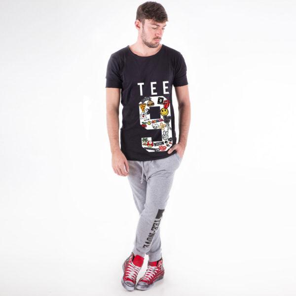 T-shirt Tee-Nove TN92-N