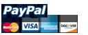 Acquista su TeeNove con PayPal o carte di credito