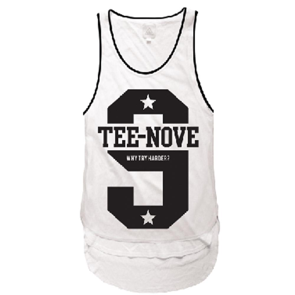 Tee-Nove, Canotta TN148 bianca