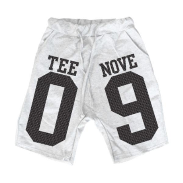 Shorts Tee-Nove TN150 bianchi
