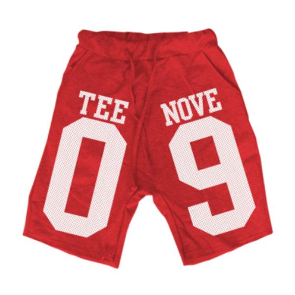 Shorts Tee-Nove TN150 red