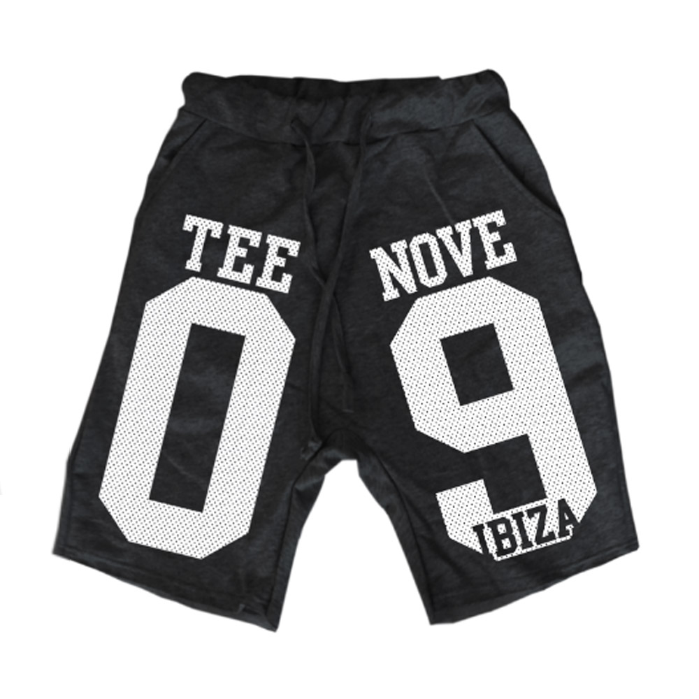 Shorts Tee-Nove TN151 neri