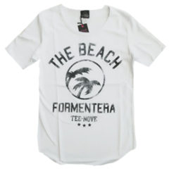 Tee-Nove t-shirt The Beach Formentera