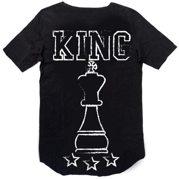 Tee-Nove King grunge