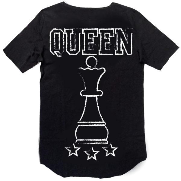 Tee-Nove Queen grunge