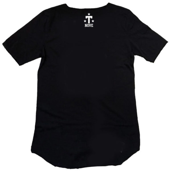 T-shirt-Tee-Nove-black-retro