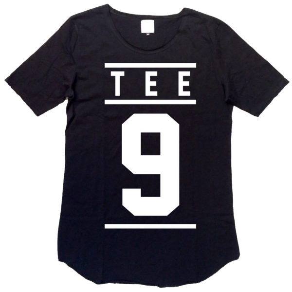 T-shirt classic nera