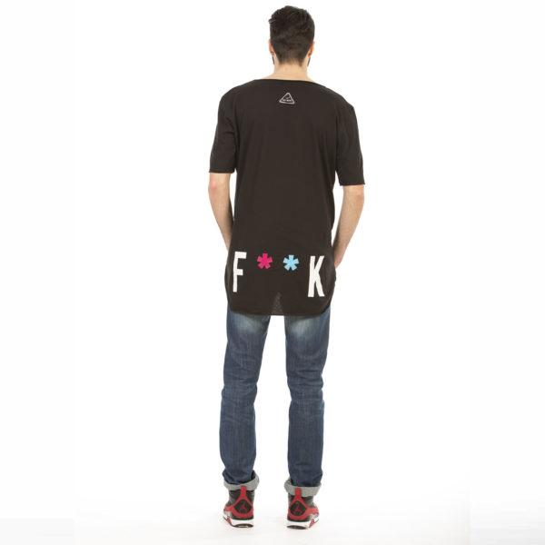 Tee-Nove T-shirt F**k