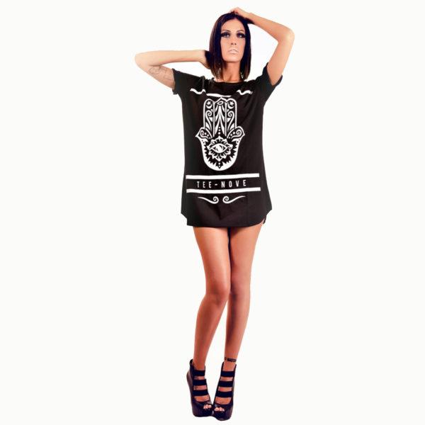 Tee-Nove T-shirt Mano-di-Fatima