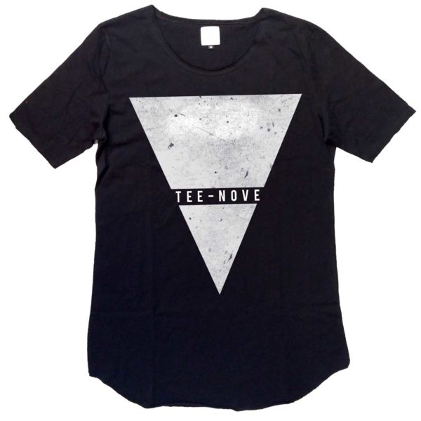 Tee-Nove T-shirt triangle
