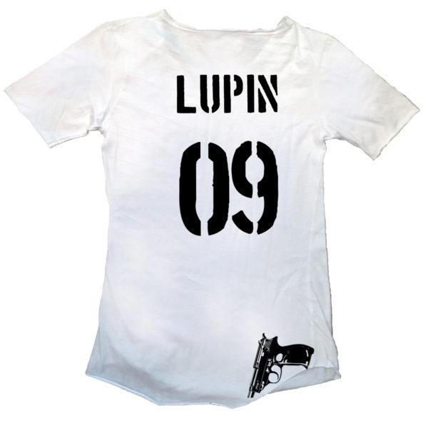 Tee-Nove T-shirt Lupin
